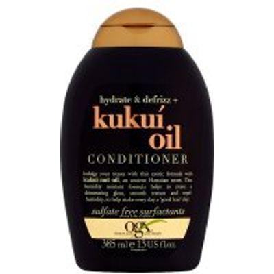 Ogx kukuí oil conditioner