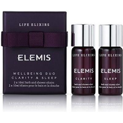 Elemis Life Elixirs Clarity & Sleep Wellbeing Duo