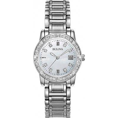 Ladies Bulova Highbridge Diamond Watch