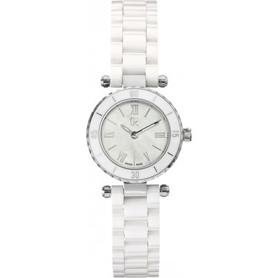 Ladies Gc Mini Chic Ceramic Watch
