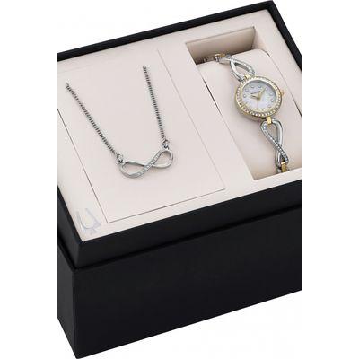 Ladies Bulova Gift Set Watch