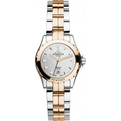 Ladies Michel Herbelin Newport Trophy Watch