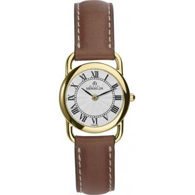 Ladies Michel Herbelin Heritage Equinoxe Watch
