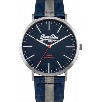 5024693133666 | Mens Superdry Oxford Watch Store