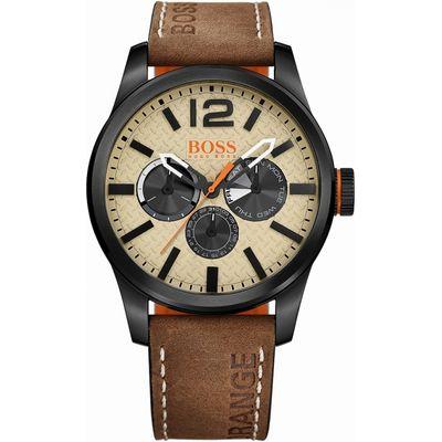 Mens Hugo Boss Orange Paris Chronograph Watch
