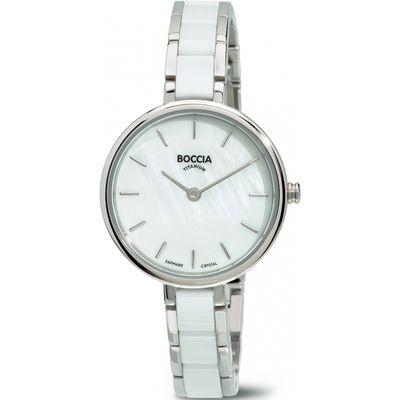 Ladies Boccia Ceramic Watch