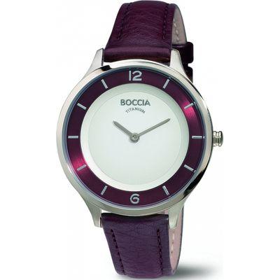 Ladies Boccia Titanium Watch