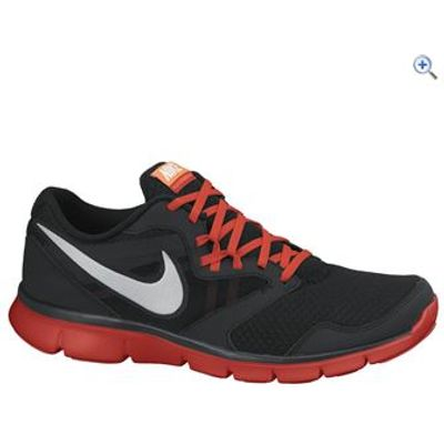 0640135289859 | Nike Flex Experience RN 3 MSL Men s Running Shoe   Size  7   Colour  Black   Red Store