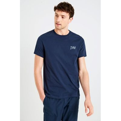 WESTMORE JW T-SHIRT NAVY