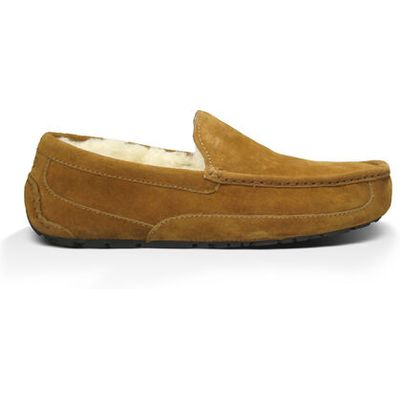 UGG Ascot Mens Slippers Chestnut 10