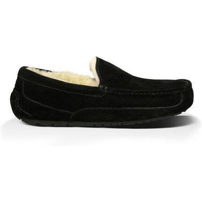 UGG Ascot Mens Slippers Black 13