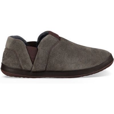 UGG Hanz Mens Slippers Black Olive 6