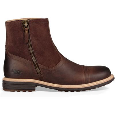 UGG Dalvin Mens Boots Grizzly 11