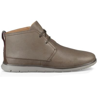 UGG Freamon Waterproof Mens Shoes Brindle 13