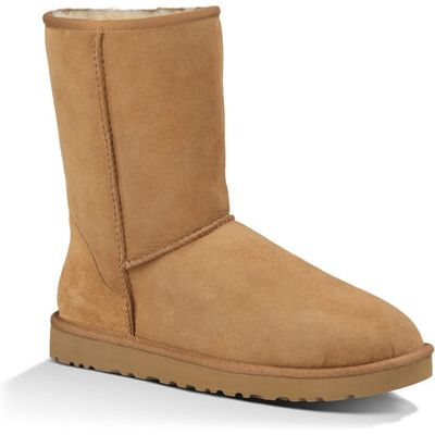 UGG Classic Short Mens Boots Chestnut 12