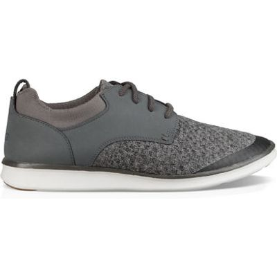 UGG Hepner Hyperweave Mens Trainers Dark Charcoal 10