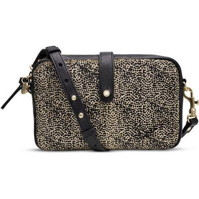 UGG Olive Crossbody Exotic Womens Bags Tan / Black