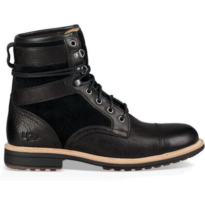 UGG Magnusson Mens Boots Black 6
