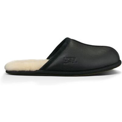 UGG Scuff Mens Slippers Black 9