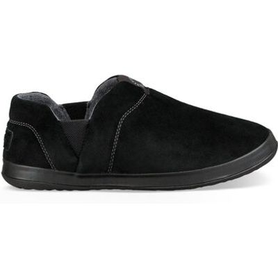 UGG Hanz Mens Slippers Black 6