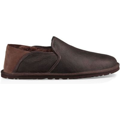 UGG Cooke Mens Slippers Grizzly 12