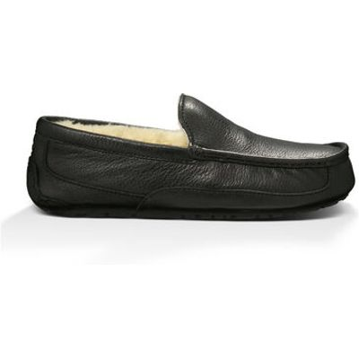 UGG Ascot Mens Slippers Black 10