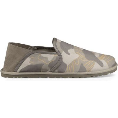UGG Cooke Camo Mens Slippers Brindle 6