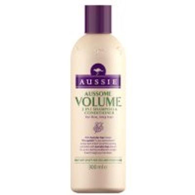 Aussie Volume 2 in 1 Shampoo & Conditioner