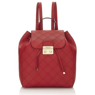 Guess Aria Strap Pattern Backpack