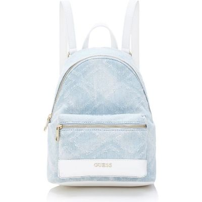 Guess Mansy Denim Backpack