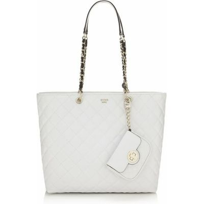 Guess Wilson Quilted-Look Shopper