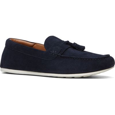 Aldo Malandre slip on loafers, Blue