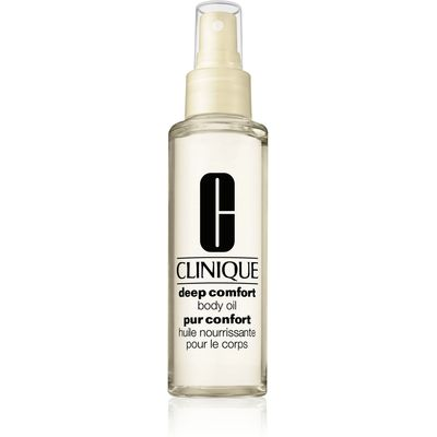 Clinique Deep Comfort Body Oil 125ml