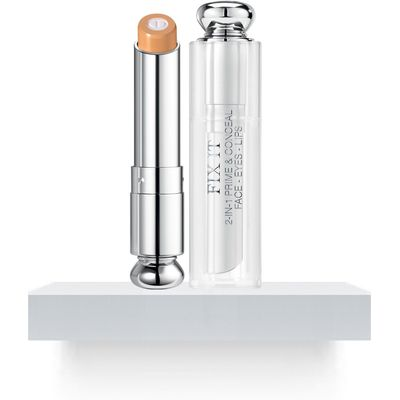 Dior Fix It 2-in-1 Prime & Conceal Face - Eyes - Lips, 003 Dark