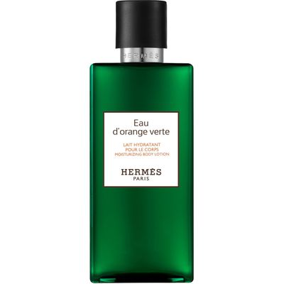 HERMÈS Eau d`Orange Verte Mois Body Lotion, Orange