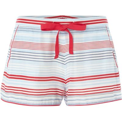Cyberjammies Heidi striped pyjama short, Multi-Coloured