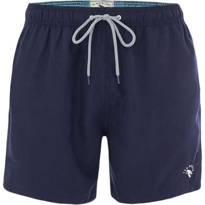 Men's Ted Baker Solid Colour Swim Short, Blue