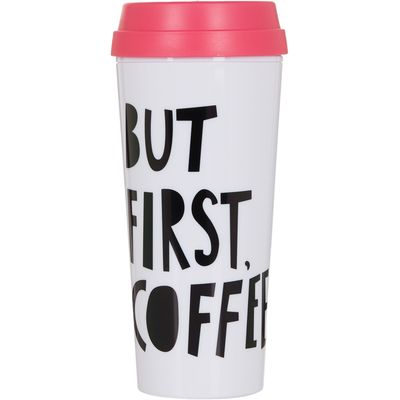 Ban do But First Coffee Hot Stuff Thermal Mug - 0825466928329