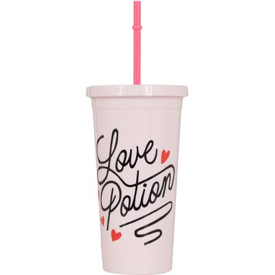 Ban do Love Potion Sip Sip Tumbler with Straw - 0825466936775