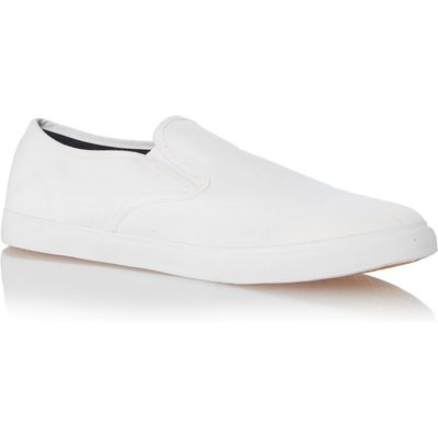 Howick Slip On Shoe, White