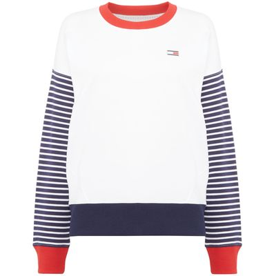 Tommy Hilfiger Raven sweater, White