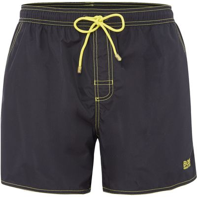Men's Hugo Boss Lobster Shorts, Black
