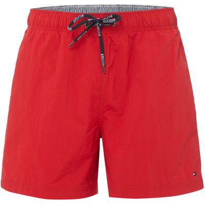 Men's Tommy Hilfiger Swim Shorts, Red