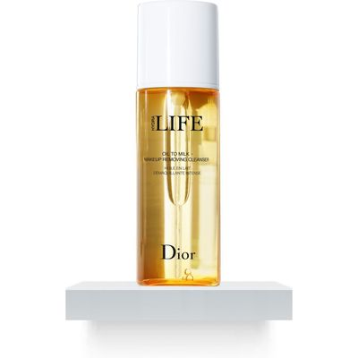 Dior Hydra Life Oil To Milk Makeup Removing Cleanser