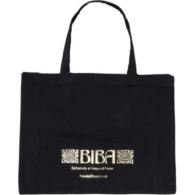 Biba Biba tote for life, Black