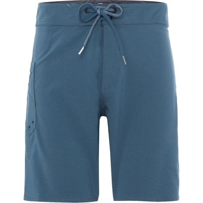 Men's Volcom 4-Way Stretch 18 Boardshort, Airforce Blue