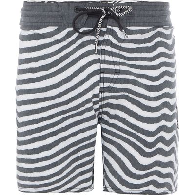 Men's Volcom 4-Way Stretch 19 Boardshort, Black