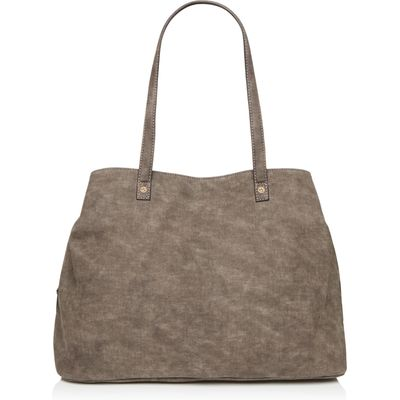 Maison De Nimes Nikki tote bag, Brown