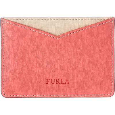 Furla Gioia small credit card case, Multi-Coloured