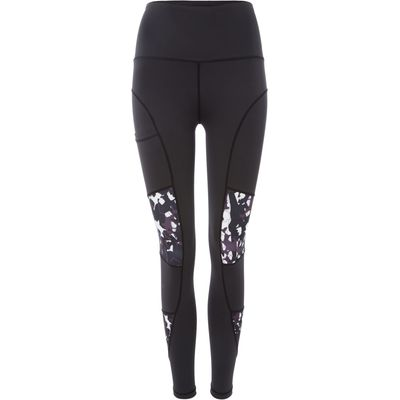 Acai Never Grow Up Legging, Black